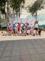 Ολυμπιακή Ημέρα για το Νηπιαγωγείο – 96ο Νηπιαγωγείο Αθηνών