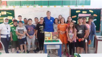 Ολυμπιακή Εβδομάδα – Δημοτικό Σχολείο Νέας Καρυάς Νέστου