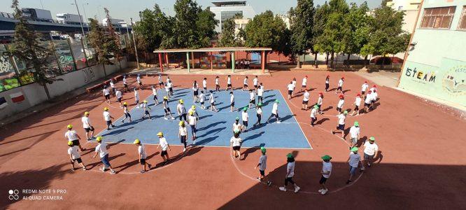 Ολυμπιακή Εβδομάδα – 6ο Δημοτικό Σχολείο Αιγάλεω
