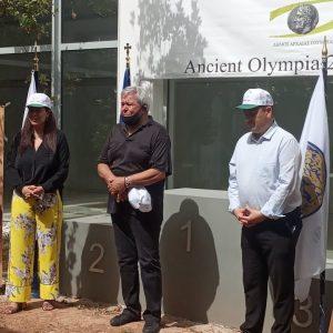Ολυμπιακή Ημέρα 2021 – Δημοτικά Σχολεία Αρχαίας Ολυμπίας, Πελοπίου, Λάλα και Πλατάνου