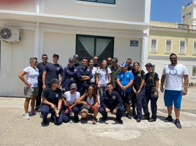 Ολυμπιακή Ημέρα 2021 – Σχολή Μονίμων Υπαξιωματικών Ναυτικού (ΣΜΥΝ) στο Κ.Ε Πόρος