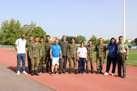 Ολυμπιακή Ημέρα 2021 – Σχολή Μονίμων Υπαξιωματικών (ΣΜΥ) στα Τρίκαλα
