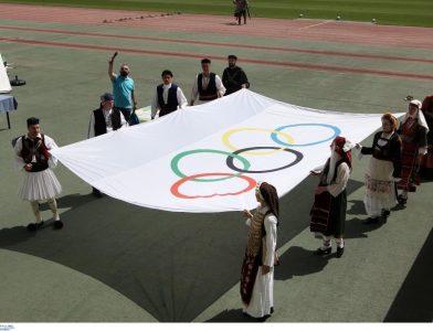 Εορτασμός Ολυμπιακής Ημέρας ΟΑΚΑ